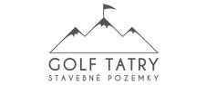 Golf Tatry stavebné pozemky